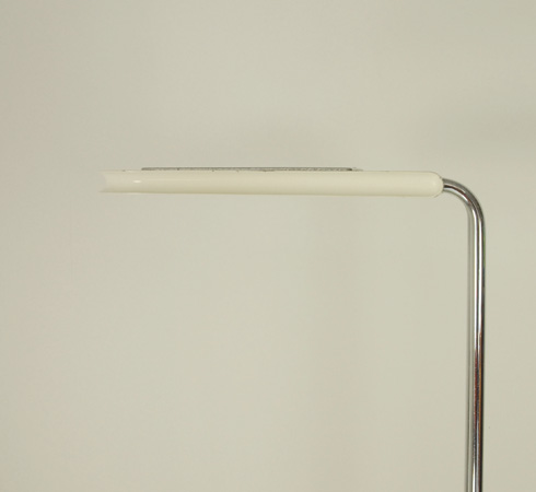 "Floor Lamp by Bruno Gecchelin for Skipper, ""Gesto Terra"" Milano, 1970"