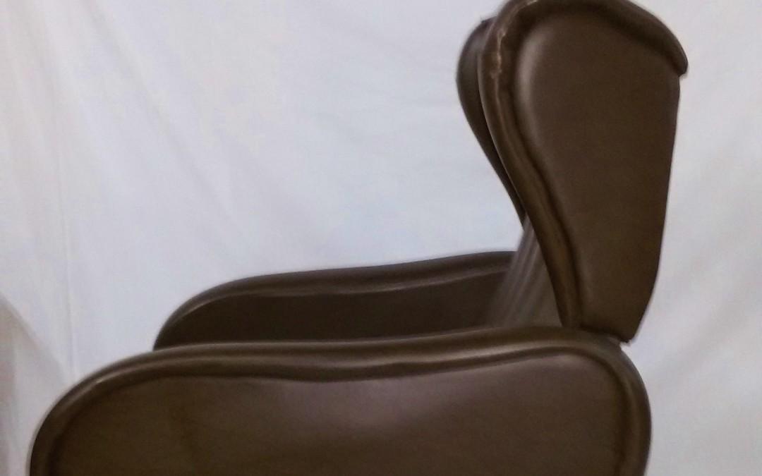 poltrona reclinabile Style, design Marco Zanuso SOLD
