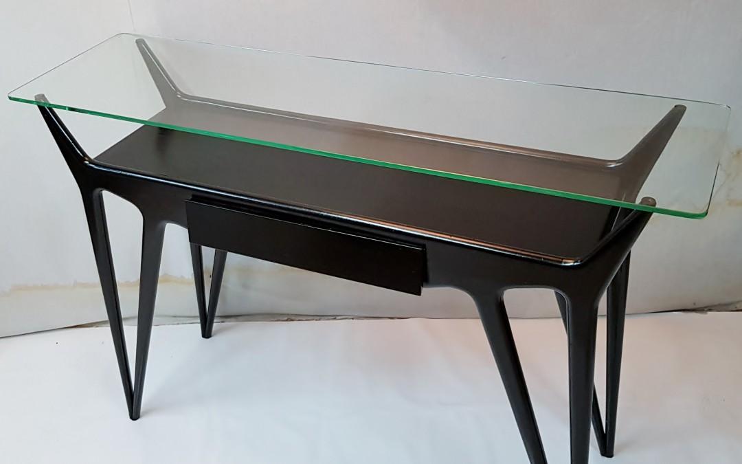 Tavolo Console Rare by Ico Parisi design mid century produzione italia 1950