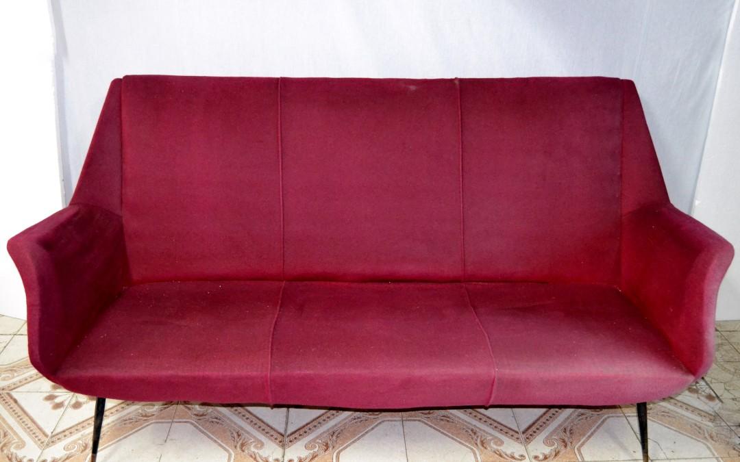Sofa design Gio Ponti  1950- 1959 Italia