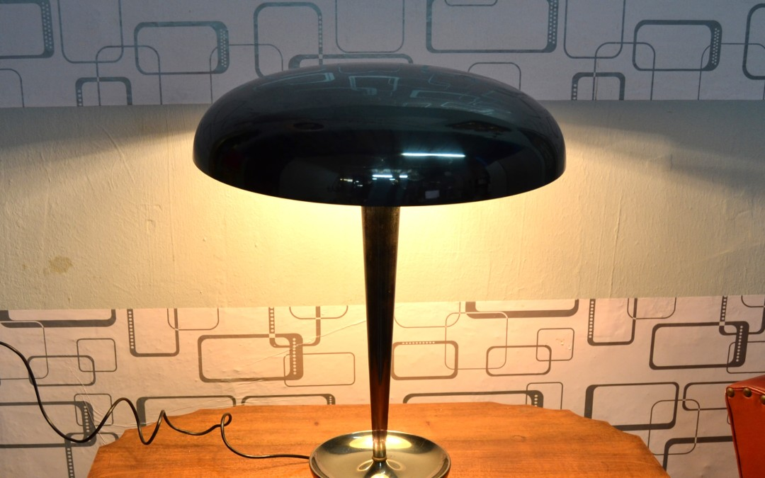STILNOVO  Desk lamp, model no. D 4639  1950s