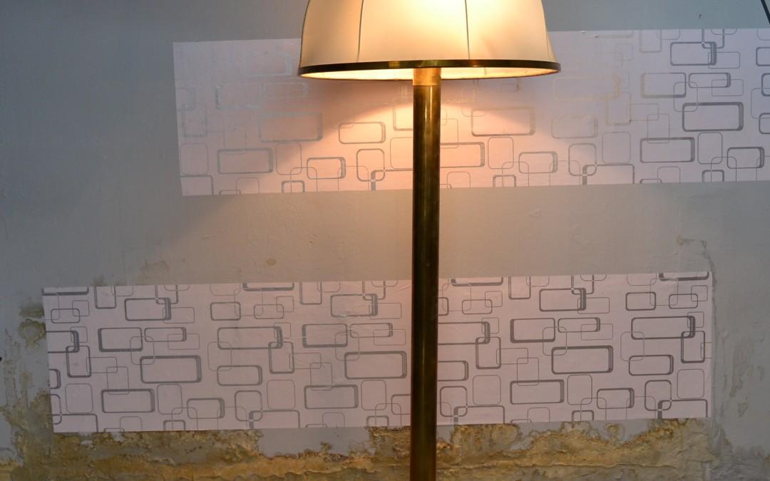 LOFFREDO FERDINANDO Floor lamp.