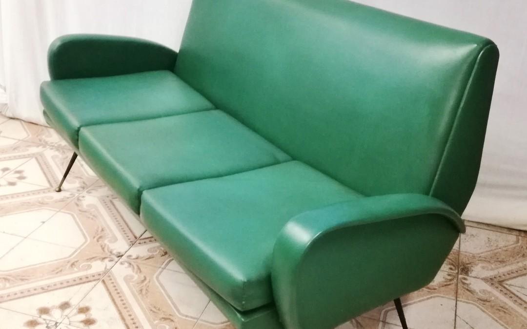 sofà design style Marco Zanuso anni 60