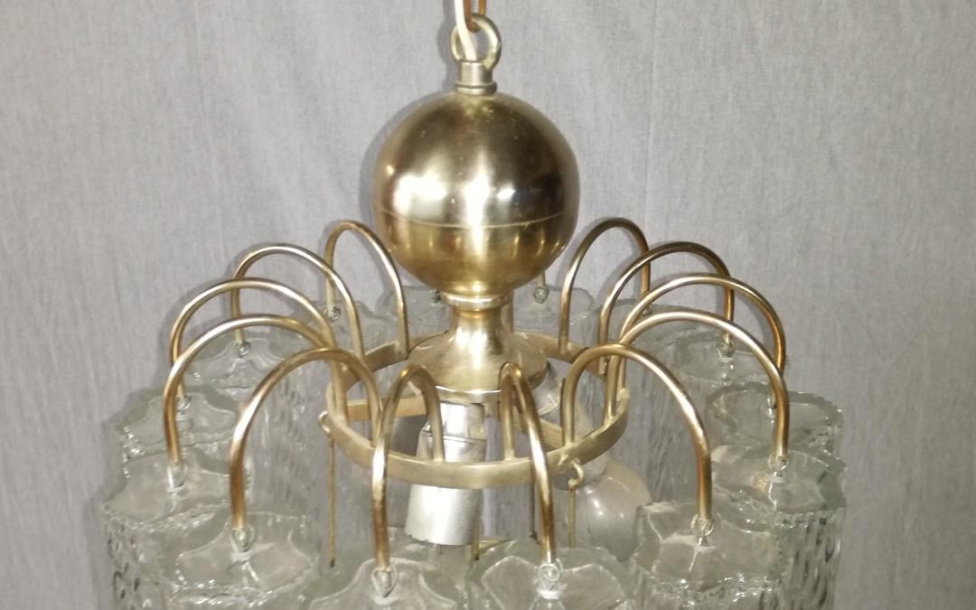 Lampadario,chandelier,Venini,Zuccheri,lamp,Murano,design,Venini,anni,50,60,70