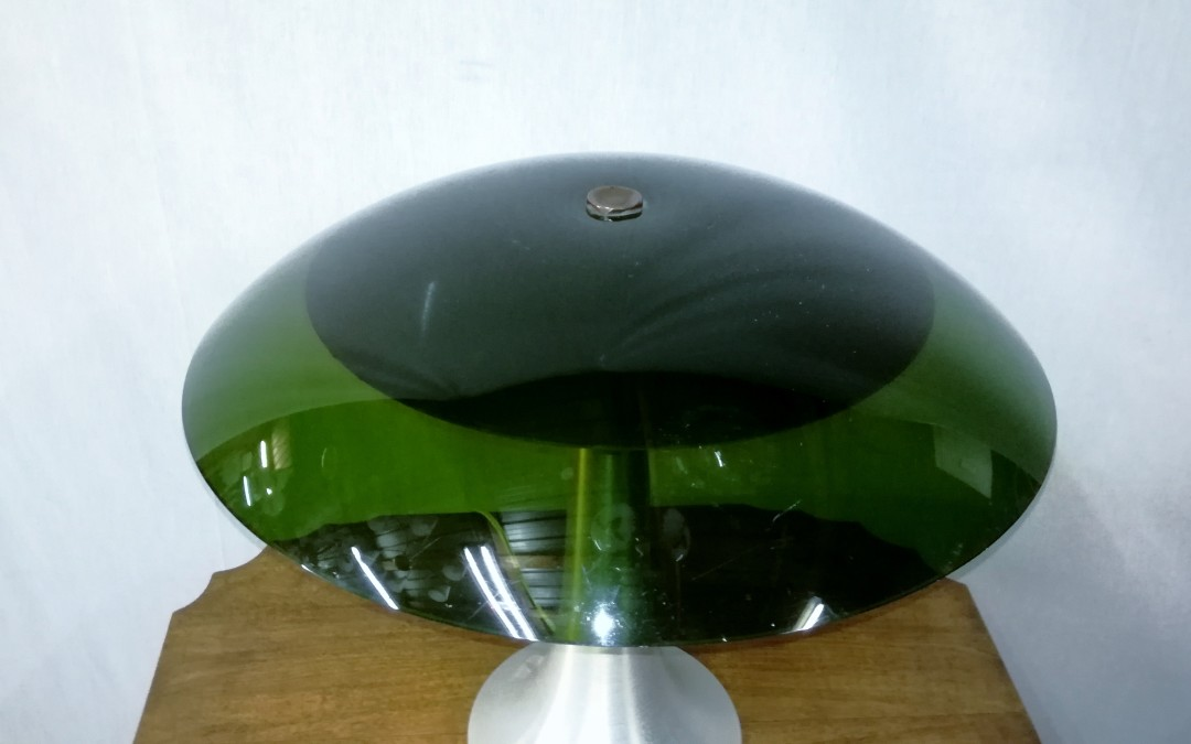 by Stilux Milano Table Lamp Italy, circa 1960 vintage